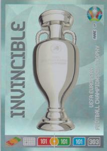 Adrenalyn Euro 2020 - 005 - Euro 2020 Trophy (UEFA) - Invincible