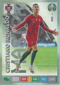 Adrenalyn Euro 2020 - 009 - Cristiano Ronaldo (Portugal) - Master