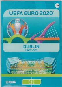Adrenalyn Euro 2020 - 019 - Dublin (Republic of Ireland) - Host City