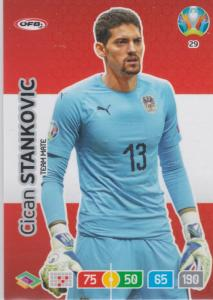Adrenalyn Euro 2020 - 029 - Cican Stankovic (Austria) - Team Mate
