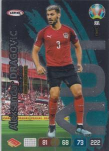 Adrenalyn Euro 2020 - 031 - Aleksandar Dragovic (Austria) - Fans' Favourite