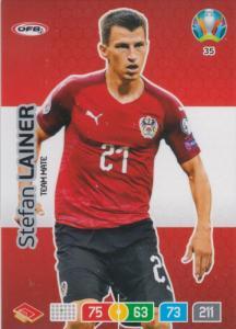 Adrenalyn Euro 2020 - 035 - Stefan Lainer (Austria) - Team Mate
