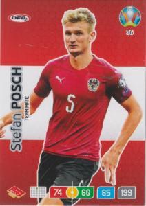 Adrenalyn Euro 2020 - 036 - Stefan Posch (Austria) - Team Mate