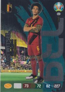 Adrenalyn Euro 2020 - 060 - Axel Witsel (Belgium) - Fans' Favourite