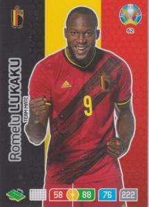Adrenalyn Euro 2020 - 062 - Romelu Lukaku (Belgium) - Team Mate