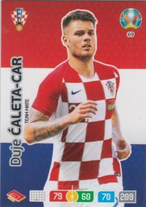 Adrenalyn Euro 2020 - 069 - Duje Caleta-Car (Croatia) - Team Mate