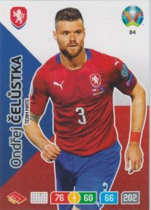 Adrenalyn Euro 2020 - 084 - Ondřej Čelůstka / Ondrej Celustka (Czech Republic) - Team Mate