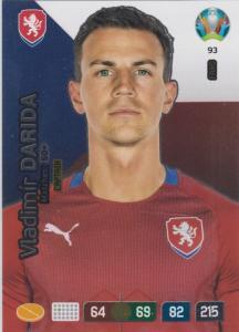 Adrenalyn Euro 2020 - 093 - Vladimir Darida (Czech Republic) - Captain