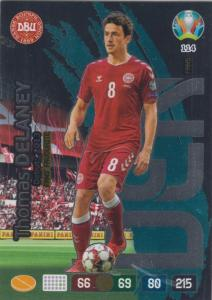 Adrenalyn Euro 2020 - 114 - Thomas Delaney (Denmark) - Fans' Favourite