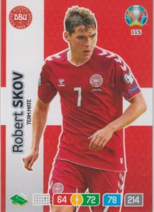 Adrenalyn Euro 2020 - 115 - Robert Skov (Denmark) - Team Mate