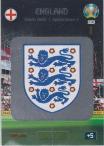 Adrenalyn Euro 2020 - 118 - Team Logo (England) - Team Logo