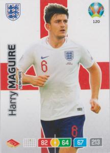 Adrenalyn Euro 2020 - 120 - Harry Maguire (England) - Team Mate