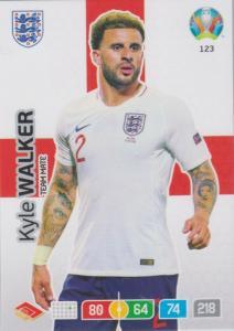 Adrenalyn Euro 2020 - 123 - Kyle Walker (England) - Team Mate