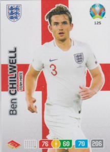 Adrenalyn Euro 2020 - 125 - Ben Chilwell (England) - Team Mate