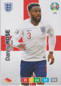 Adrenalyn Euro 2020 - 126 - Danny Rose (England) - Team Mate