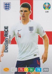 Adrenalyn Euro 2020 - 128 - Declan Rice (England) - Team Mate