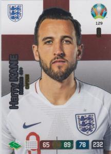 Adrenalyn Euro 2020 - 129 - Harry Kane (England) - Captain