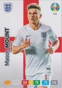 Adrenalyn Euro 2020 - 131 - Mason Mount (England) - Team Mate