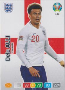 Adrenalyn Euro 2020 - 133 - Dele Alli (England) - Team Mate