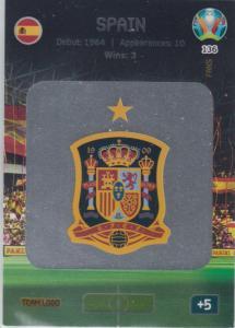 Adrenalyn Euro 2020 - 136 - Team Logo (Spain) - Team Logo