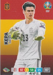 Adrenalyn Euro 2020 - 137 - Kepa (Spain) - Team Mate