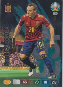 Adrenalyn Euro 2020 - 139 - Santi Cazorla (Spain) - Fans' Favourite