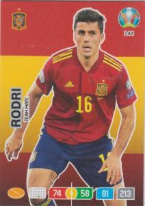 Adrenalyn Euro 2020 - 144 - Rodri (Spain) - Team Mate