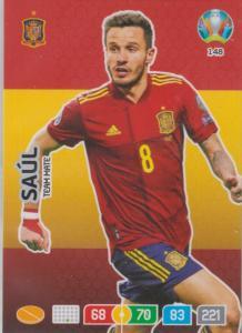 Adrenalyn Euro 2020 - 148 - Saúl / Saul (Spain) - Team Mate