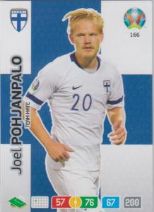 Adrenalyn Euro 2020 - 166 - Joel Pohjanpalo (Finland) - Team Mate