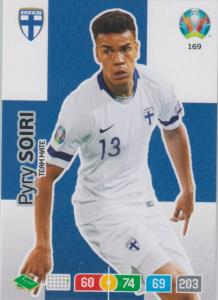 Adrenalyn Euro 2020 - 169 - Pyry Soiri (Finland) - Team Mate