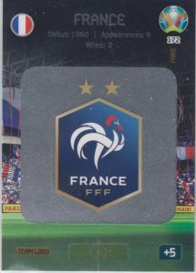 Adrenalyn Euro 2020 - 172 - Team Logo (France) - Team Logo