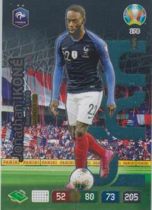 Adrenalyn Euro 2020 - 178 - Jonathan Ikoné / Jonathan Ikone (France) - Wonderkid