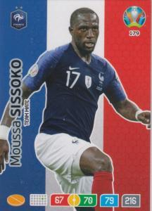 Adrenalyn Euro 2020 - 179 - Moussa Sissoko (France) - Team Mate