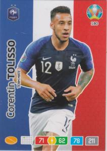 Adrenalyn Euro 2020 - 180 - Corentin Tolisso (France) - Team Mate