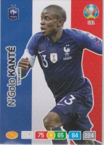 Adrenalyn Euro 2020 - 181 - N'Golo Kanté / Ngolo Kante (France) - Team Mate