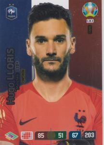 Adrenalyn Euro 2020 - 183 - Hugo Lloris (France) - Captain
