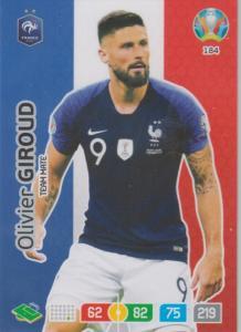 Adrenalyn Euro 2020 - 184 - Olivier Giroud (France) - Team Mate