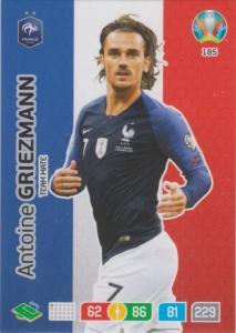 Adrenalyn Euro 2020 - 185 - Antoine Griezmann (France) - Team Mate