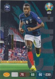Adrenalyn Euro 2020 - 186 - Blaise Matuidi (France) - Fans' Favourite