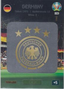 Adrenalyn Euro 2020 - 190 - Team Logo (Germany) - Team Logo