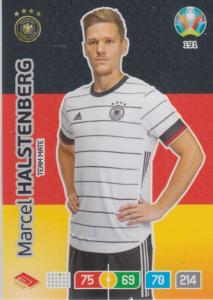Adrenalyn Euro 2020 - 191 - Marcel Halstenberg (Germany) - Team Mate