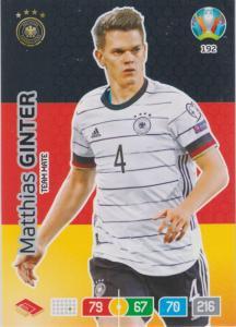 Adrenalyn Euro 2020 - 192 - Matthias Ginter (Germany) - Team Mate