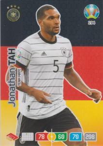 Adrenalyn Euro 2020 - 194 - Jonathan Tah (Germany) - Team Mate