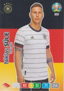 Adrenalyn Euro 2020 - 195 - Niklas Süle / Niklas Sule (Germany) - Team Mate