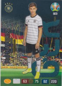 Adrenalyn Euro 2020 - 196 - Kai Havertz (Germany) - Wonderkid