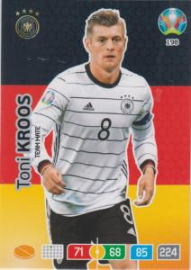 Adrenalyn Euro 2020 - 198 - Toni Kroos (Germany) - Team Mate