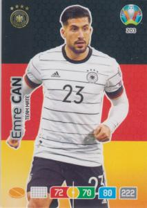 Adrenalyn Euro 2020 - 203 - Emre Can (Germany) - Team Mate