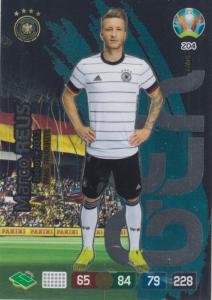 Adrenalyn Euro 2020 - 204 - Marco Reus (Germany) - Fans' Favourite