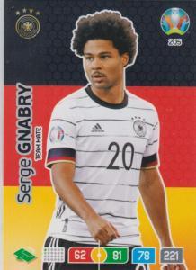 Adrenalyn Euro 2020 - 205 - Serge Gnabry (Germany) - Team Mate