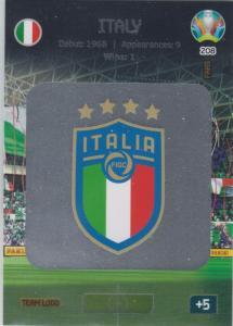 Adrenalyn Euro 2020 - 208 - Team Logo (Italy) - Team Logo